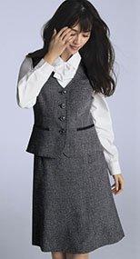 S-15890 SELERY(セロリー) Aラインスカート 99-S15890