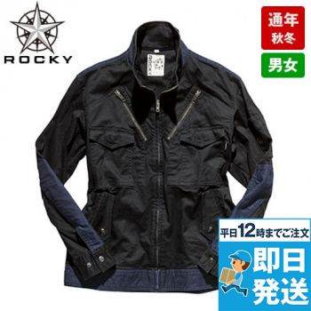 RJ0906 ROCKY フライトジャケ