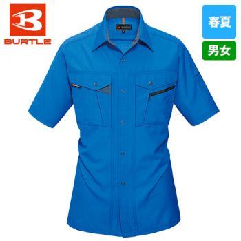 バートル 7065 [春夏用]ソフトトロピカル半袖シャツ(男女兼用)