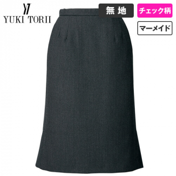YT3919 ユキトリイ [通年]マーメイドスカート 40-YT3919