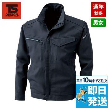 8116 TS DESIGN 製品制電アクティブ長袖ジャケット(JIS T8118適合)(男女兼用)