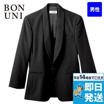 01220-09 BONUNI(ボストン商会) タックスコート(男性用) ショールカラー