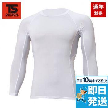 84105 TS DESIGN [通年]ロングスリーブシャツ(男性用)