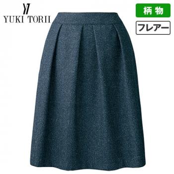 YT3915 ユキトリイ フレアースカート