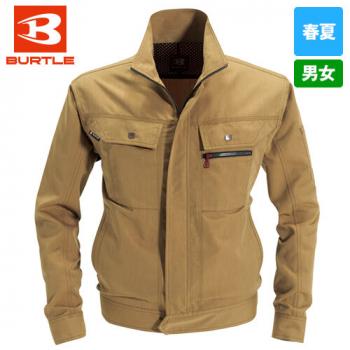 バートル 8061 [春夏用]ヴィンテージライトチノ長袖ジャケット