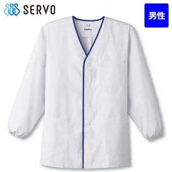FA-346 SUNPEX(サンペックス) デザイン白衣/長袖(男性用)