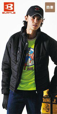 バートル 7310 背面マイクロフリース防寒ジャケット(男女兼用)