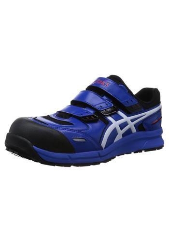 アシックス製のスニーカータイプ安全靴