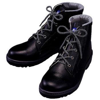ジーベック 安全中編上靴