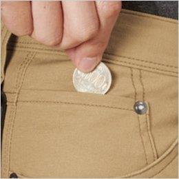 右側 コインポケット付き