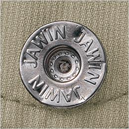右ポケット オリジナルデザインボタン