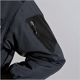 左袖 ポケット