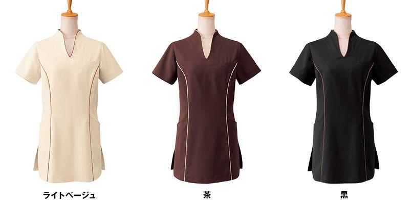00120 BONUNI(ボストン商会) チュニックシャツ(女性用) 色展開