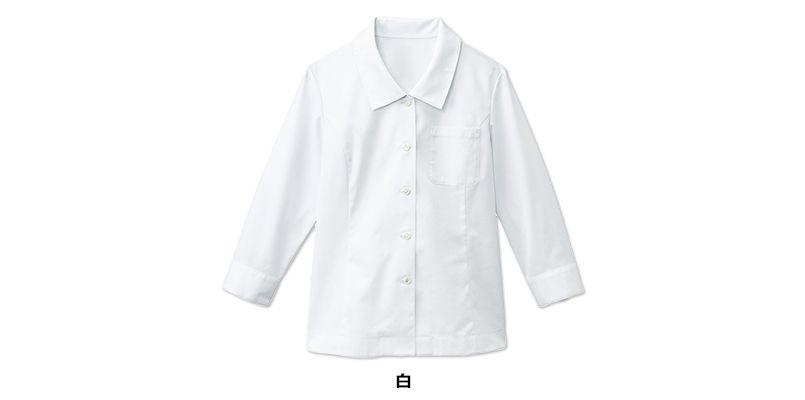 34213 BONUNI(ボストン商会) ブラウス/七分袖(女性用) 色展開