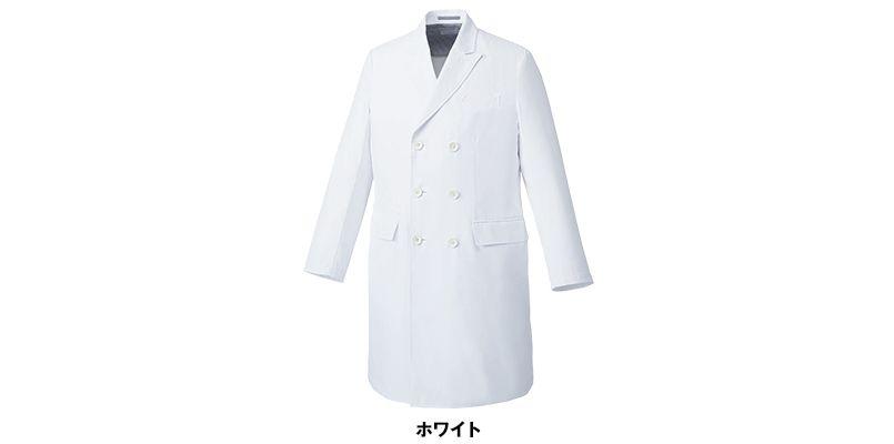 MZ-0026 ミズノ(mizuno) ドクターコート・ダブル(男性用) 色展開