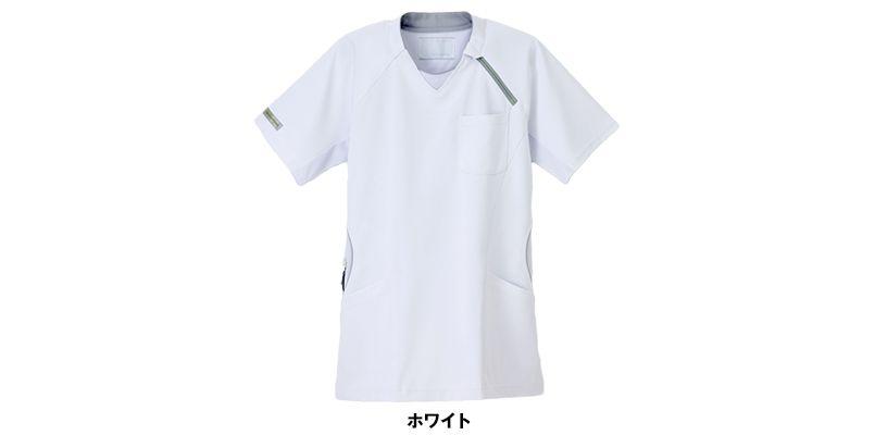HOS5222 ナガイレーベン(nagaileben) プロファンクション スクラブ(男女兼用) 色展開