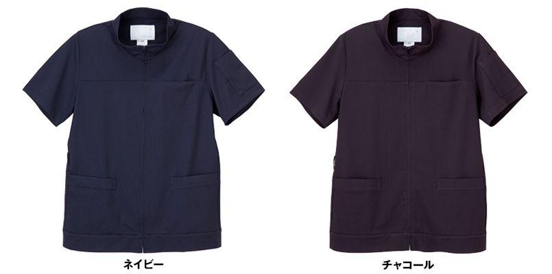 LH6262 ナガイレーベン(nagaileben) ビーズベリー センタージップ ケーシージャケット(男性用) 色展開