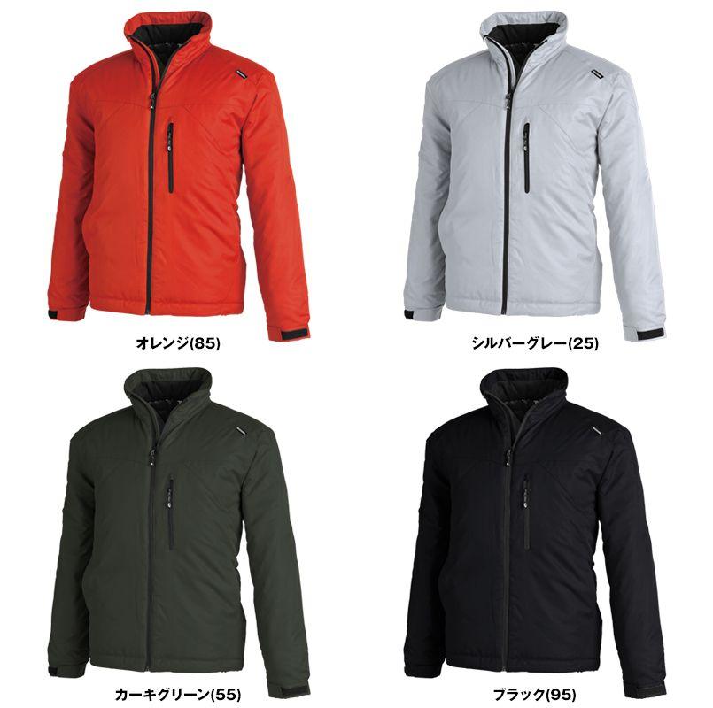 1826 TS DESIGN 防寒 メガヒートライトウォームジャケット(男女兼用) 色展開