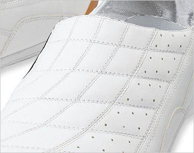 AZ51604 アイトス タルテックス 安全靴 スチール先芯 合成皮革+ナイロンメッシュ