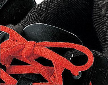 AZ51622 アイトス タルテックス 安全靴 スチール先芯 結び目