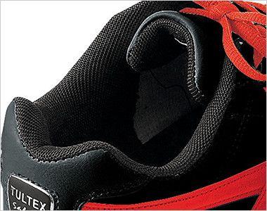 AZ51622 アイトス タルテックス 安全靴 スチール先芯 メッシュ