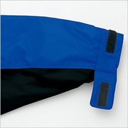 AZ6169 アイトス 光電子防風防寒ジャケット(フードイン)(男女兼用) ゴム・マジックテープ