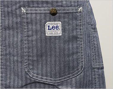 LCK79001 Lee オーバーオールエプロン(男女兼用) 前ポケット