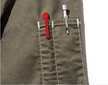 LWB03002 Lee ジップアップジャケット(女性用) 左袖