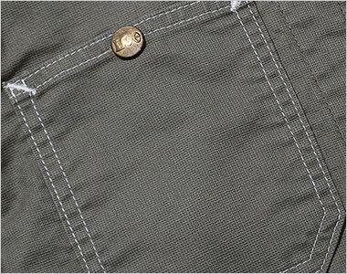 LWB06002 Lee ジップアップジャケット(男性用) ボタン付き