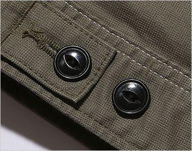 LWB06002 Lee ジップアップジャケット(男性用) 調節可能なボタン付き