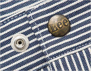 LWP63002 Lee カーゴパンツ(女性用) Leeロゴ入りのオリジナルボタン