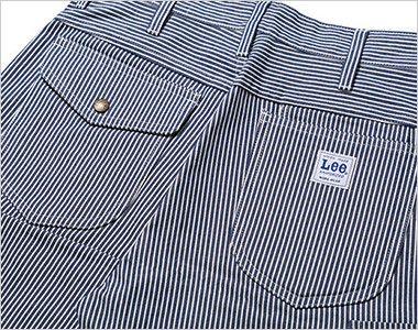LWP63002 Lee カーゴパンツ(女性用) 深さがある左右の内ポケット