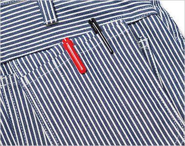 LWP63002 Lee カーゴパンツ(女性用) 収納可能なペン挿しポケット付