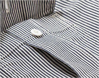 LWS46002 Lee ワーク半袖シャツ(男性用) ペン挿しポケット
