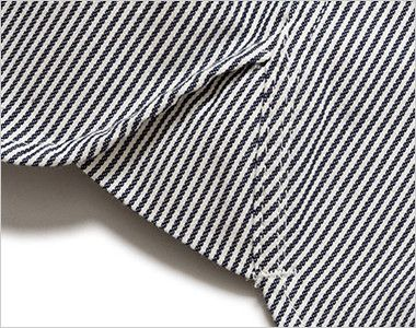 LWS46002 Lee ワーク半袖シャツ(男性用) Lee独特のガゼット(マチ付き)