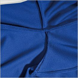 バートル 303 ドライメッシュ長袖ポロシャツ(左袖ポケット付)(男女兼用)  消臭テープ仕様
