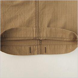 バートル 5106 [春夏用]パワーカーゴパンツ(綿100%) 裾上げNG(男女兼用) しぼりひも通し穴