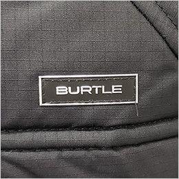 バートル 7510 リップクロス防寒ジャケット(大型フード付)(男女兼用) ブランドロゴ付