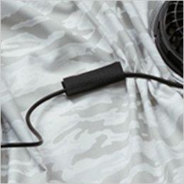 AC1111 バートル エアークラフト[空調服]長袖ジャケット(男女兼用) ポリ100% コードストッパー(マジックテープ止め)