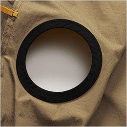 AC1141SET バートル エアークラフトセット[空調服]綿100% ハーネス対応  長袖ブルゾン(男女兼用) 背中ファン取付口