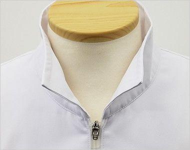 MZ-0056 ミズノ(mizuno) メンズハーフコート(男性用) スタイリッシュなスタンドカラーデザイン