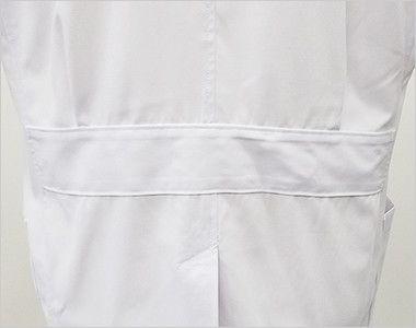 MZ-0056 ミズノ(mizuno) メンズハーフコート(男性用) 腰高効果のある背ベルト付き