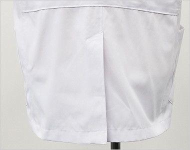 MZ-0056 ミズノ(mizuno) メンズハーフコート(男性用) 足さばきの良い深めの後センターベンツ