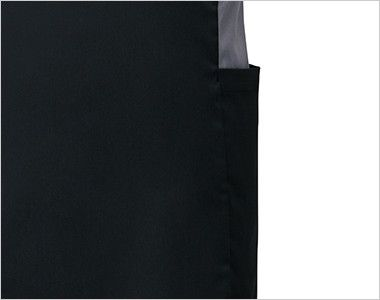 MZ-0129 ミズノ(mizuno) クールマックス メンズケーシージャケット(男性用) 右脇ポケットだけ中ポケットあり