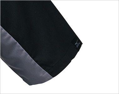 MZ-0129 ミズノ(mizuno) クールマックス メンズケーシージャケット(男性用) MIZUNOとランバードのロゴ