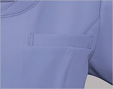 [在庫限り]CH751 FOLK(フォーク)×CHEROKEE(チェロキー) レディーススクラブ(女性用) 箱ポケット付き