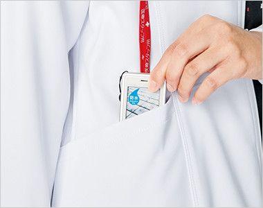CH950 FOLK(フォーク)×CHEROKEE(チェロキー) レディース ブルゾン(女性用) ポケット付き