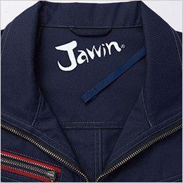 自重堂JAWIN 54030  [春夏用]空調服 制電 長袖ブルゾン 調整ヒモ