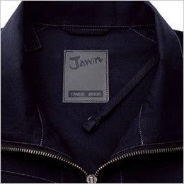 自重堂JAWIN 54070SET [春夏用]空調服セット 長袖ブルゾン 綿100% 調整ヒモ