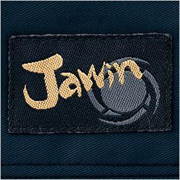 自重堂 55504 JAWIN 長袖シャツ ワンポイント